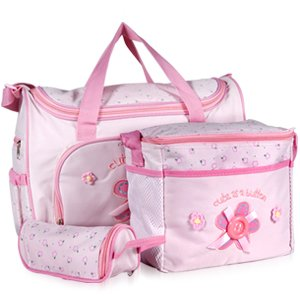 bolso maternal kit